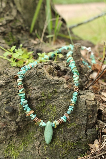 Turquoise Focal